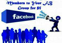 facebook auto member ad